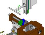 Verschleißteilwechsel DC - IC Crimpwerkzeug (Animation)