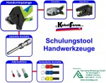Schulungstool: Handwerkzeuge