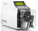 Rotatives Absiolieren - CoaxStrip 5400 (Video - Fa. Schleuniger)