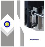 Abisolier- Schneidemesser (V-Form)