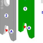 Sichtprüfung Verschleißteile (DC/IC)
