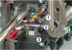 Abisolier- Schneiden - Innenleiterbearbeitung (Komax)
